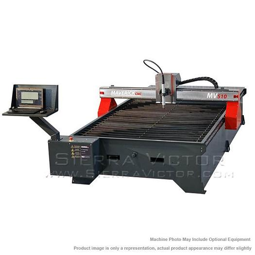 MAVERICK CNC MV 6' x 12' Plasma Cutting Systems