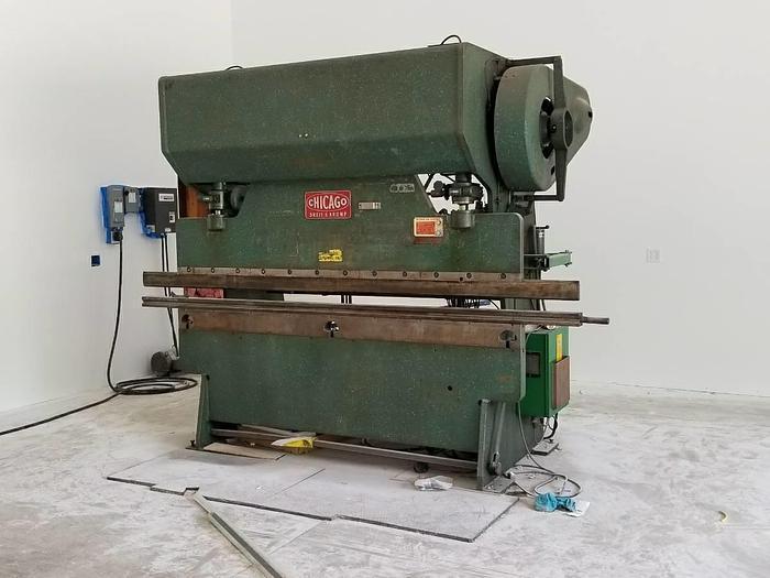 55 Ton Press brake