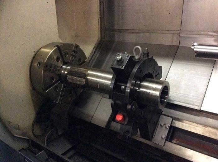 "VIPER VT-36 CNC Lathe, FANUC OI-TD, 20""Chk, SR, 4028 Cutting Hrs, 2012"