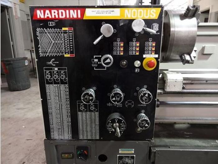"""1998 NARDINI  ND 1760 17"""" X 60"""" ENGINE LATHE"""