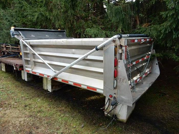 Used 2006 Henderson Chief Stainless Steel box- Stock #: 8668