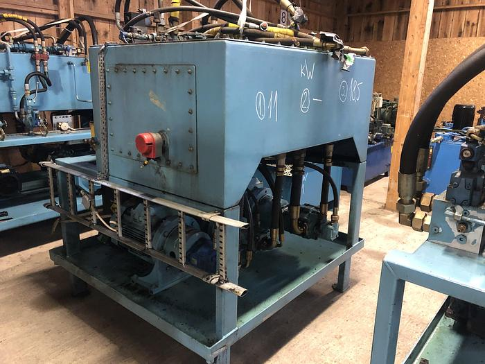 Used INAB Hydraulic station