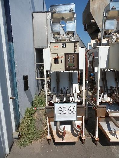 490039-998 ESM/Satake Two-Channel Defect Sorter #3286