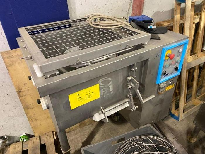 Used 2003 Omet Foodtech srl  K120 paddle mixer