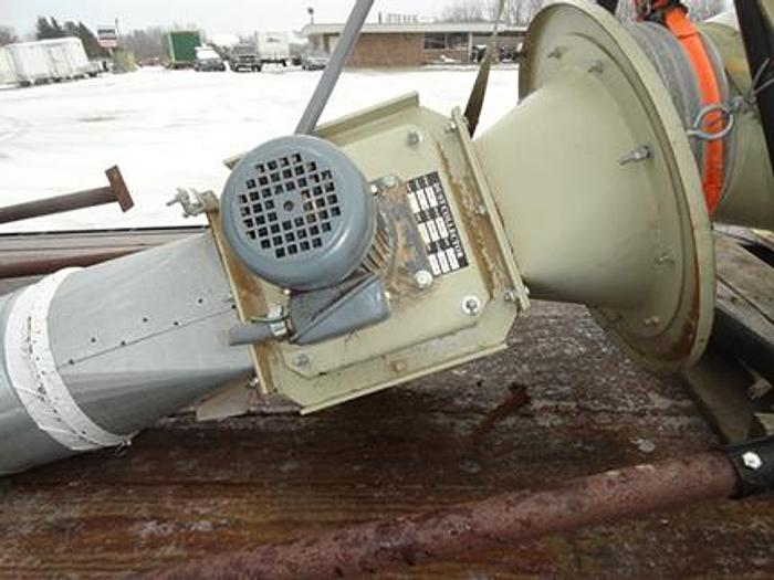Used Aget 2407 Cyclone Dust Collector