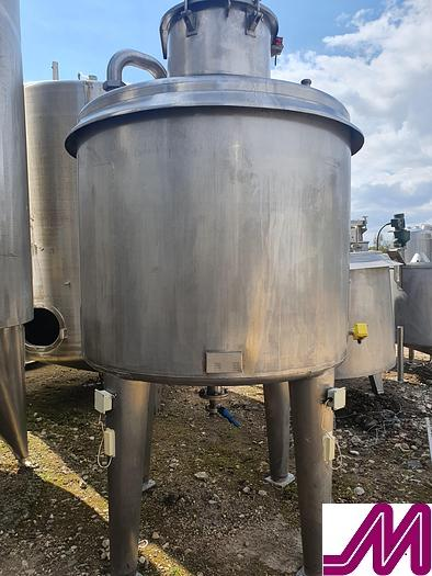 Bailie Engineering 2,000 Litre Stainless Steel 316 Mix Tank