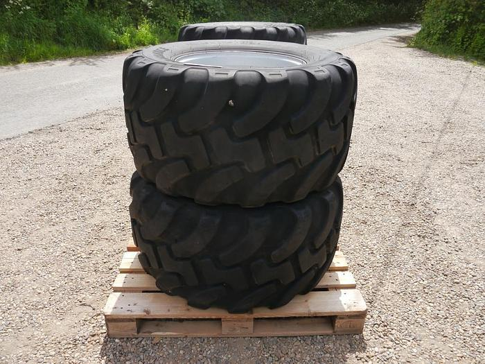 Alliance Flotation Wheels and Tyres