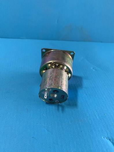Used tsukasa electric dc geared motor 38a-am-25-ka
