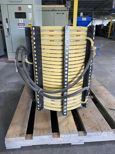 Refurbished INDUCTOTHERM FURNACE COIL