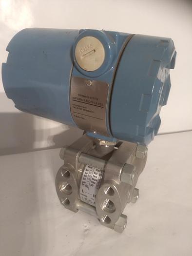 Gebraucht Drucktransmitter 1151, DP3 S22 C1 I1, Rosemount