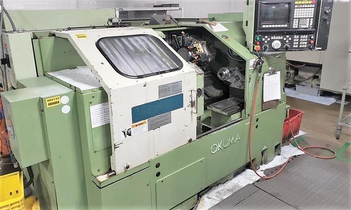 Used 1988 Okuma LB-15