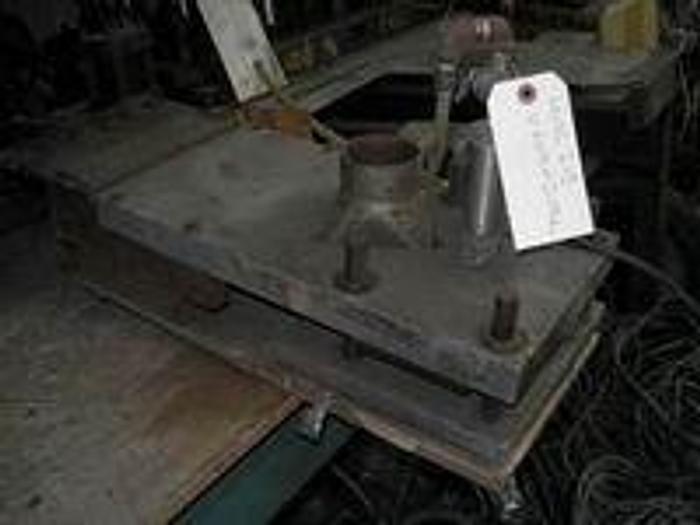 Used V Notch Cutter