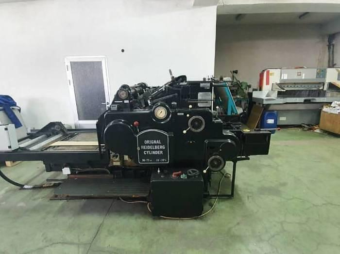 Used Heidelberg SBG HOT FOIL (Unkn.)