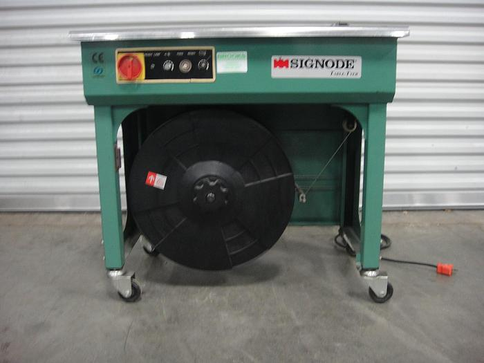 Used Signode Table-Tyer 2004