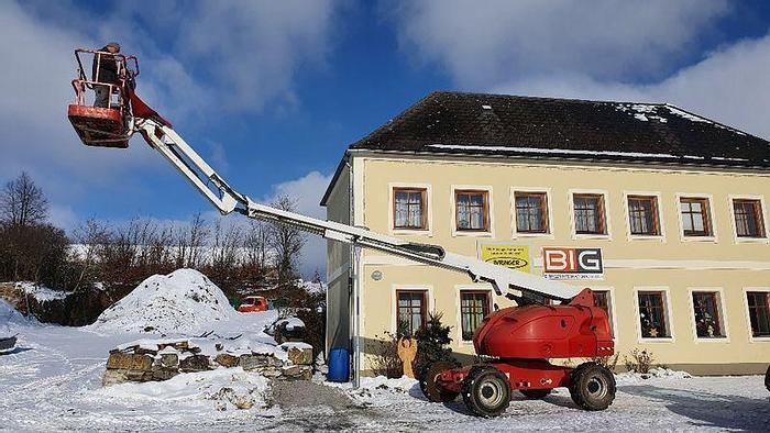 Gebraucht JLG 460SJ Teleskop Arbeitsbühne 4x4