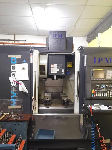 Used 2018 IPM MV 800D CNC MILLING MACHINE