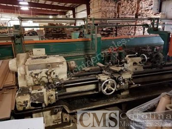 Used 1987 Fletcher FM55S Single Side Foiler