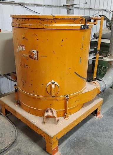Used OsmeKa HZ2100 Tub Grinder