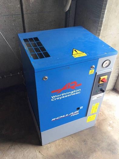 2014 Worthington compressor Rollair 700 (RLR7006 YD)