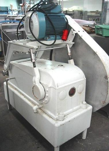 Used APV RANNIE homogeniser, model SLOW – 1 step unit