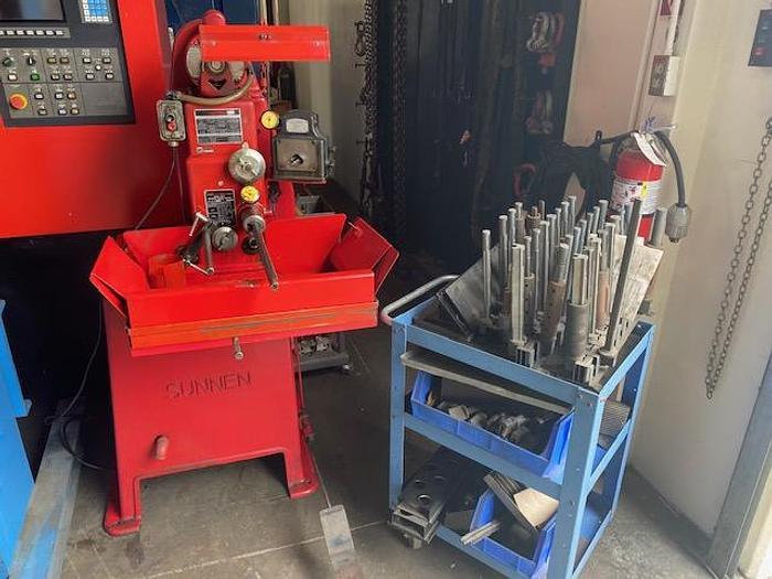 Used Sunnen LBB-1499 Heavy Duty Precision Honing Machine #5978