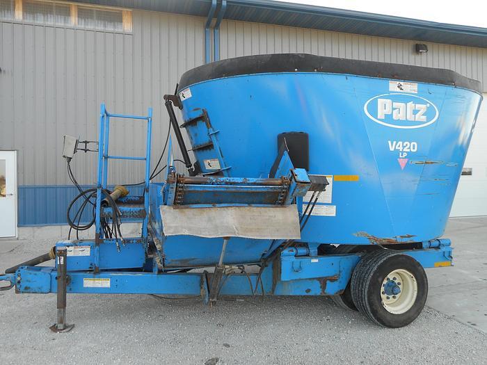 Used 2003 PATZ 420