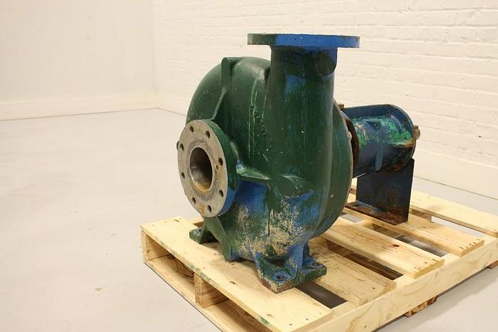 Used WEMCO MDL BPE 4X4X15 TORQUE FLOW PUMP S/S