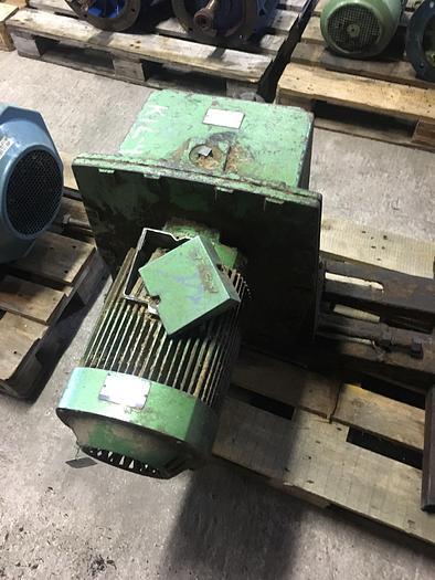 Used 7,5 kW, ASEA, Electric motor