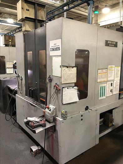 2002 Mori Seiki NH-5000 Horizontal Machining Center with 120 ATC