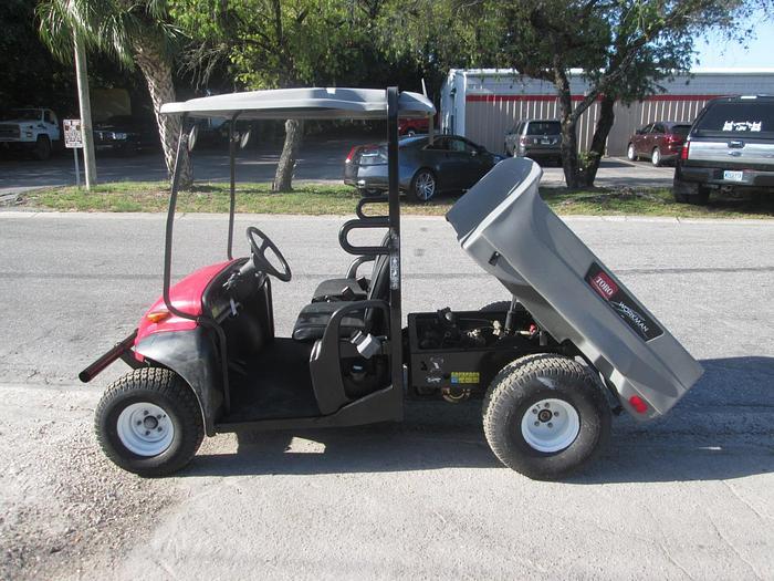 Used Toro Workman 2110