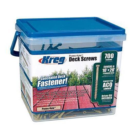 Protec-Kote™ Deck Screws - 700ct.