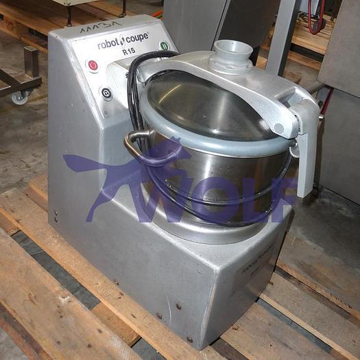 Gebraucht Universal-Misch- und ZerkleinerungsmaschineROBOCOUPE R-15,