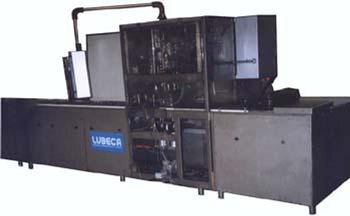 Używane Pakowaczka próżniowa LUBECA LW SH 1-2