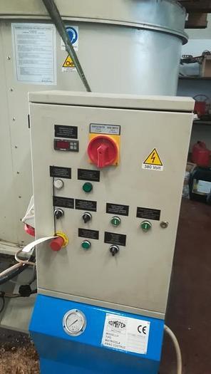 Usata BRIQUETTING MACHINE COMAFER DYNAMIC 250