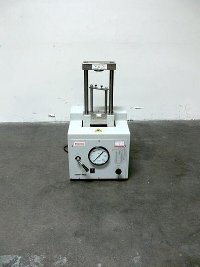 Used Thermo Electron French Press Cell Disrupter FA-078A 120V