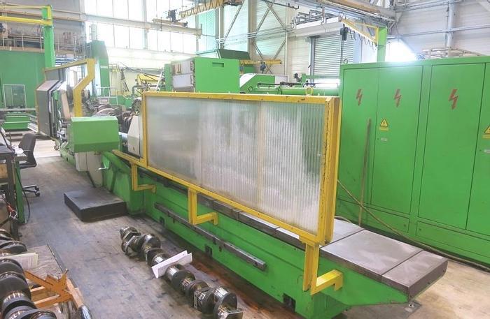 Used Grinder Crankshaft CNC K630/2500