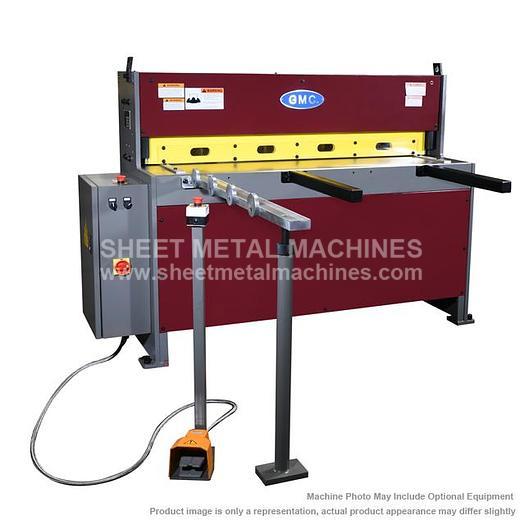 GMC Electrical Power Shear EPS-0412M