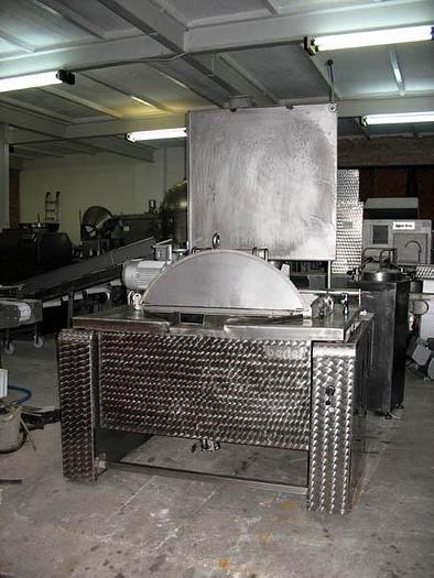 Używane Kocioł parowy wywrotny z mieszadłem, pojemność  600 l