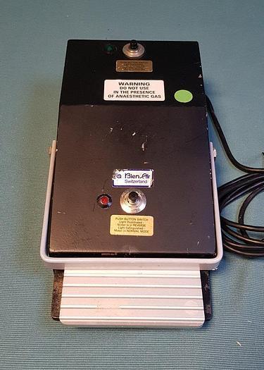 Gebraucht Bien Air Footswitch RH ORL 143.33.01