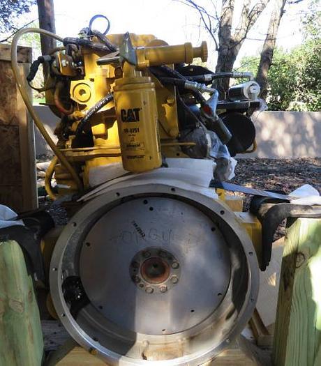 2010 Caterpillar C7 ACERT Diesel Engine 370 HP (70 PIN ECM) 7.2L Cat