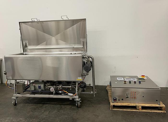 Used Sani-Matic  Jacketed Parts Washer COP Clean Out Of Place