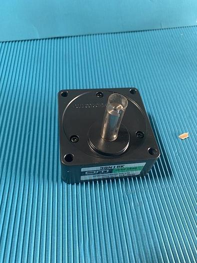 Used oriental motor gear head 3GN15K
