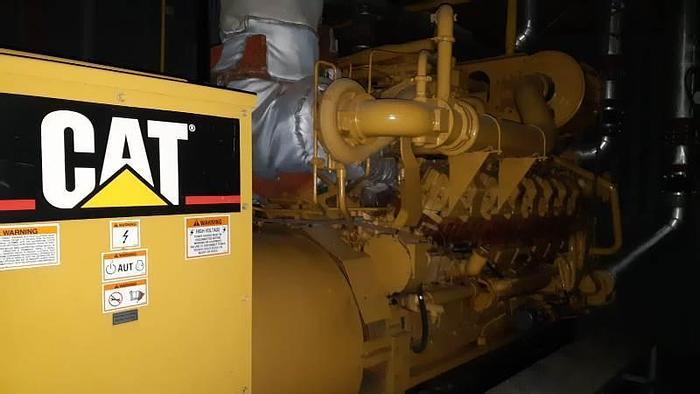Used 1165 kW Caterpillar 3516B