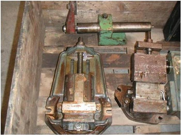 Schraubstock - Bohrschraubstock