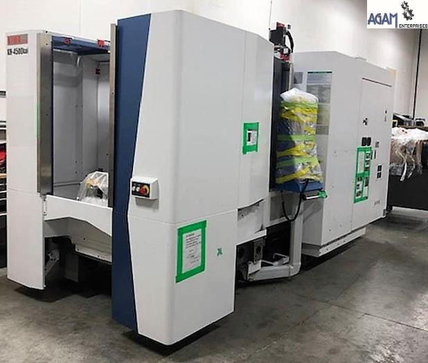 New Kiwa KH-4500kai Horizontal Machining Center