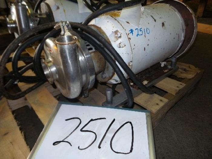 Waukesha/Cherry-Burrell 3'' x 2'' Centrifugal Pump #2510