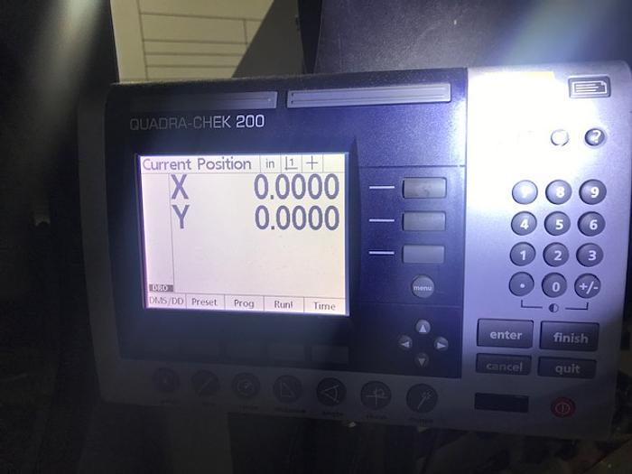 Covel  Model 30 Optical Comparator (Rebuilt 2010)