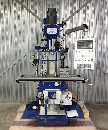 WM6350F Rogi Horizontal Vertical Milling Machine