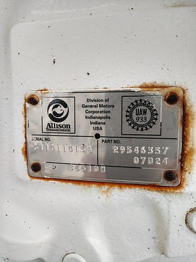 (3) 2007 N2 Pumpers