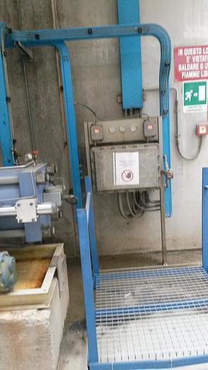 Usata COMPRSSORE A GAS IDROMECCANICA  MDE 40.130